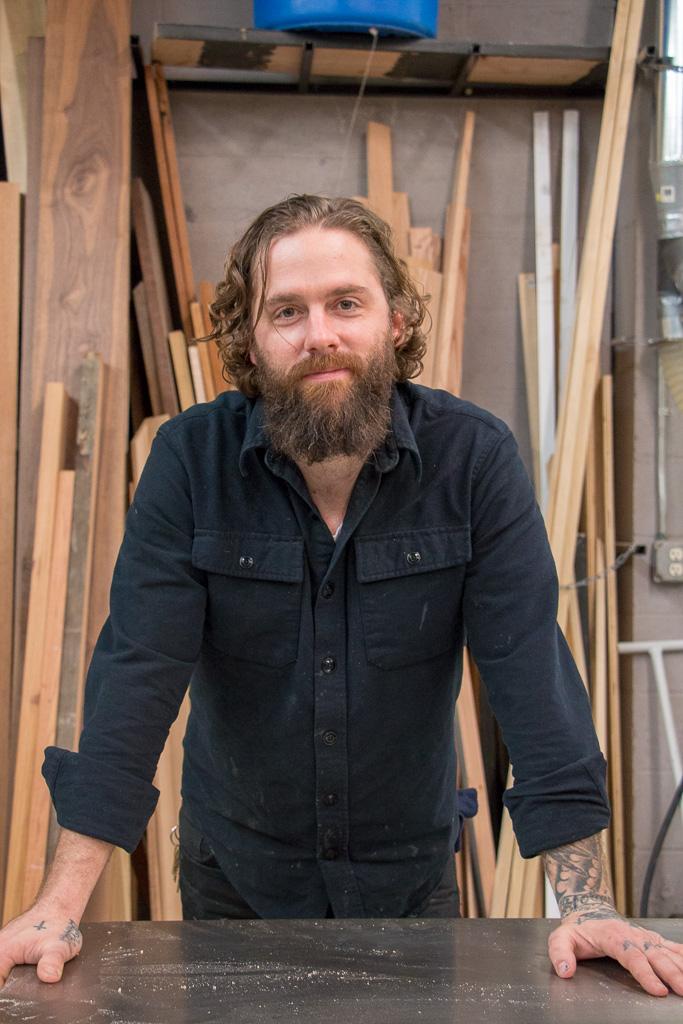 Sean McClelland, Founder - Nafco Studio