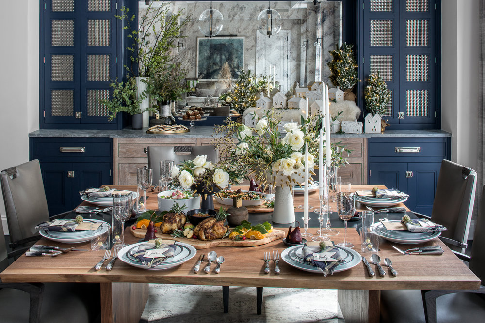 West Village Maisonette Winter Brunch   Elle Decor January 2018