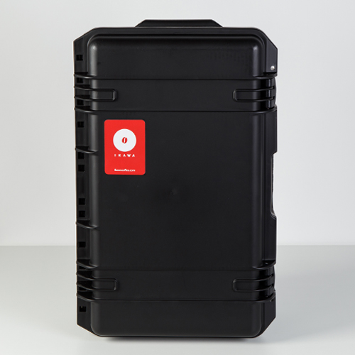 IKAWA Pro Sample Roaster custom PELI Case front on.jpg
