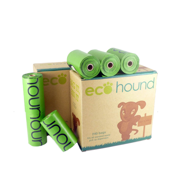 Ecohound Poo Bags - 240 Bags £10.50