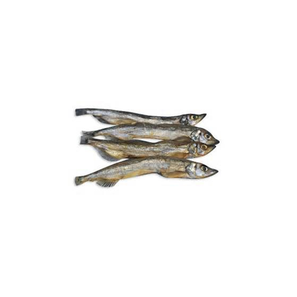 Whole Dried Capelin - 200g - £10.00