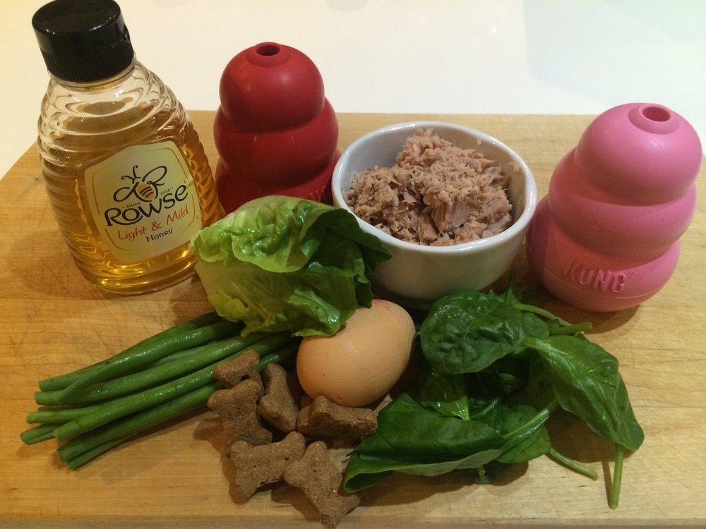 Nicoise Salad Kong