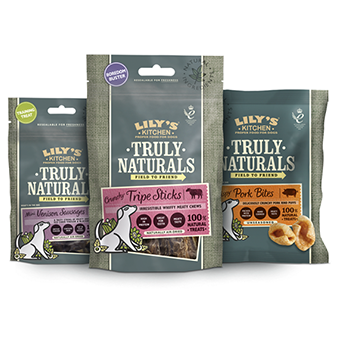 Lily's Kitchen Truly Naturals - From £2.99