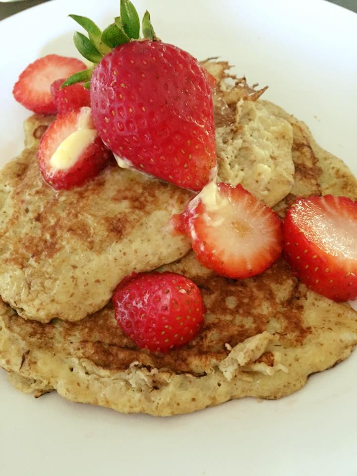 Flourless Pancakes!