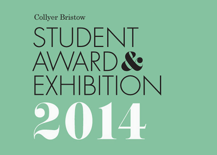 STUDENTS AWARD, OCT 14 – JAN 15, CB GALLERY More Info >>