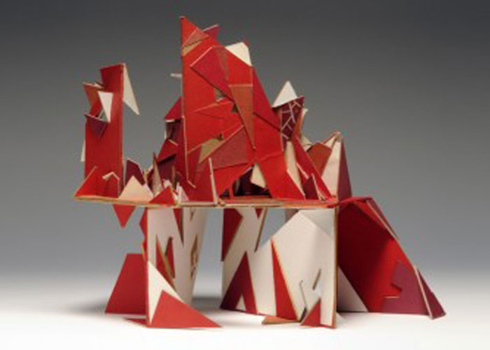 URBAN FRAGMENT: IMAGINING ARCHITECTURE, MAY – AUG 2010, CB GALLERY More Info >>
