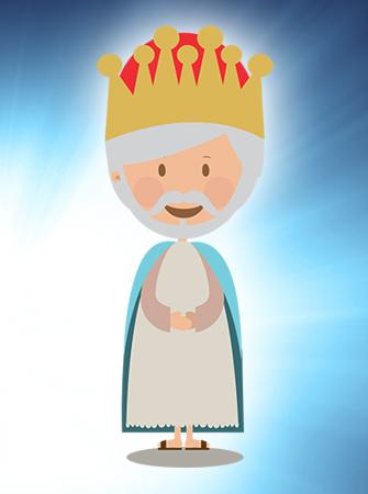David es rey por 40 años