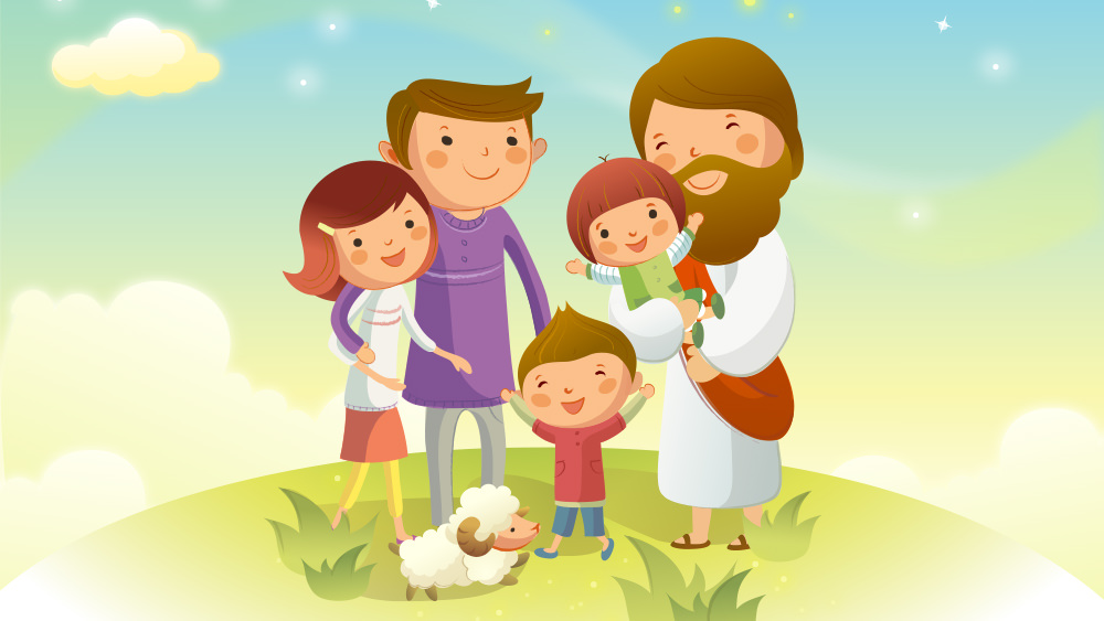 Lección 33: Jesús Ama a los Niños