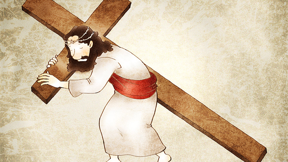 Lección 47: Jesús Muere en la Cruz