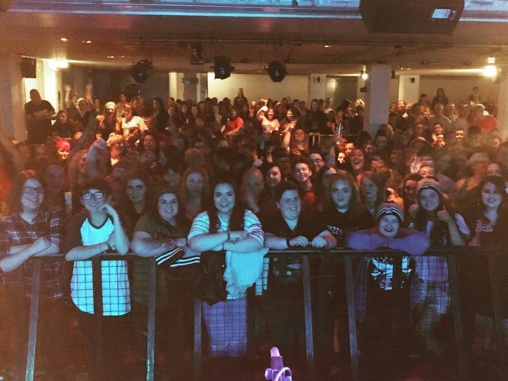 Aberdeen :)