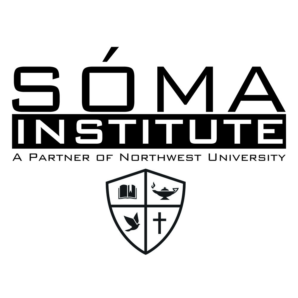 Sóma Institute - Soma Institute is a local program hosted by Yakima Foursquare Church that provides a way to earn an accredited degree (with different degrees available) through Northwest University while also serving in the local church. The combination of education and practical hands-on experience will help you grow in your faith and your calling as you follow Christ. Visit somanw.com to apply for the Fall 2019 school year or for information about degree options and program outlines.