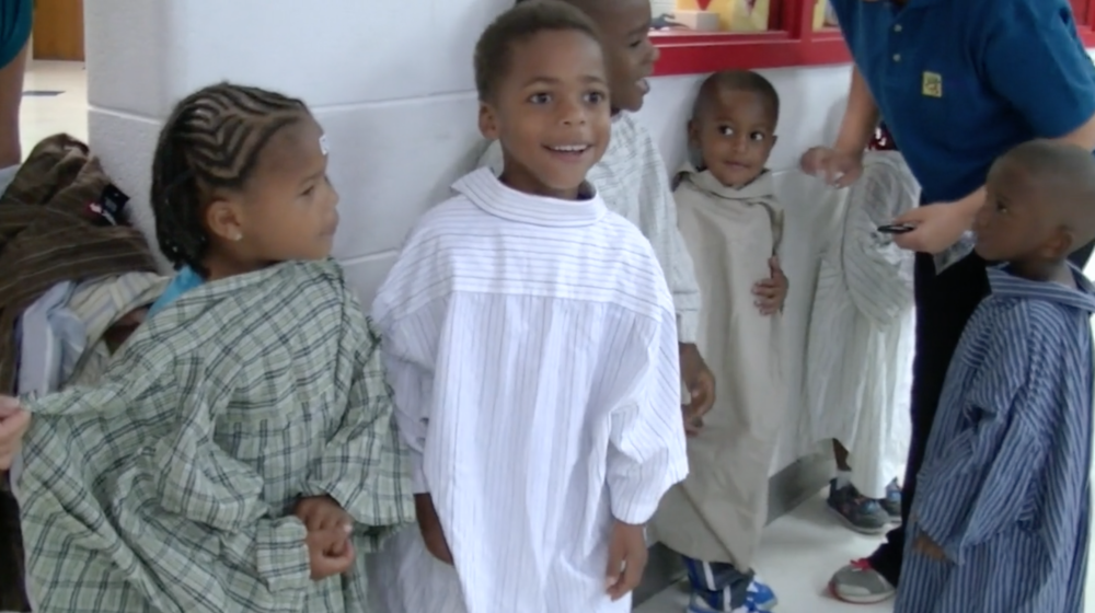 Christ Child     Child Care Center   Quality childcare and education is ministered to at-risk children