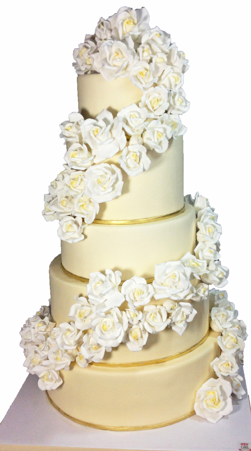 How To Make Wedding Cakes At Home