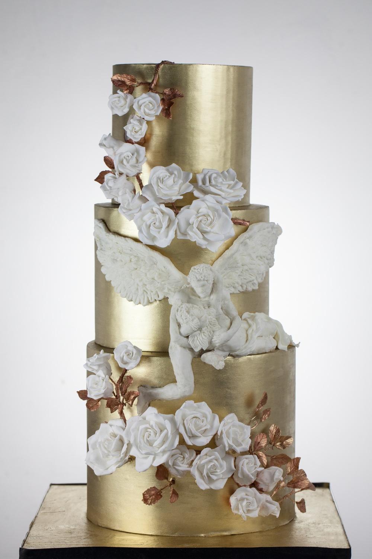 Cupid Birthday Cake