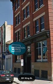 Innovation Works - 201 King St. London