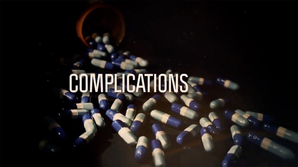 "USA - ""Complications"" Main Titles"