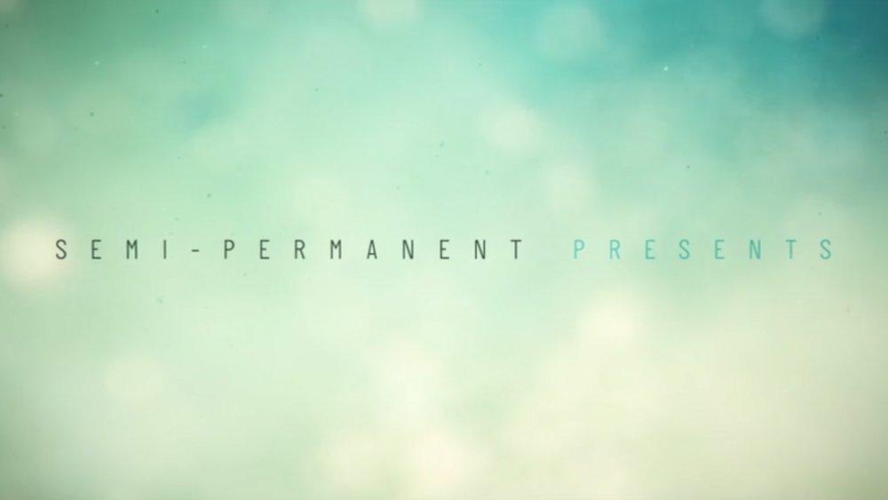 Semi Permanent - Sydney 2014