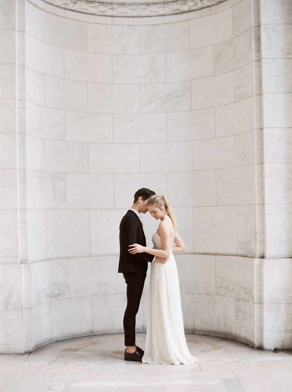 NEW YORK CITY // ELOPEMENT
