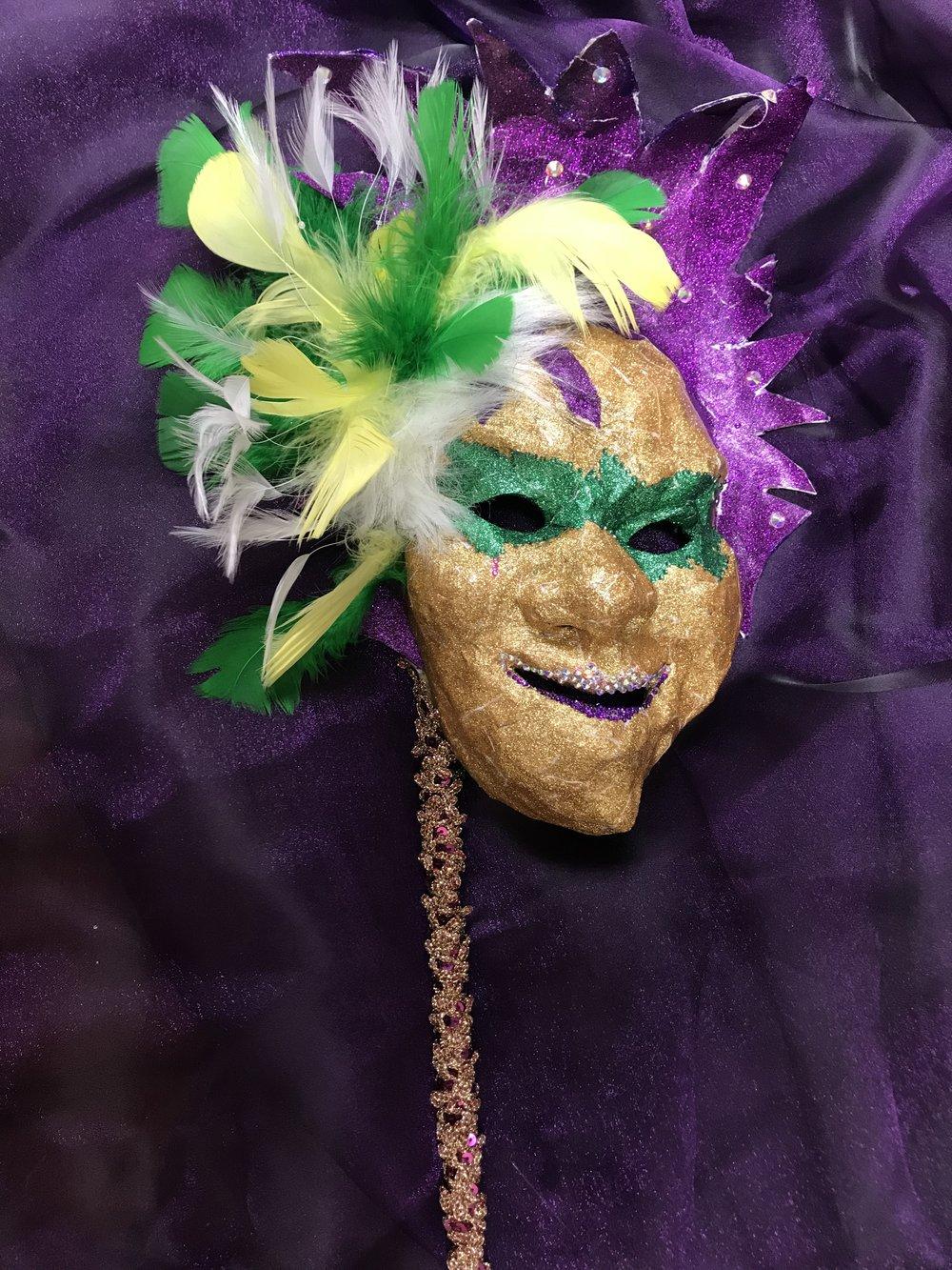 #12 Cheryl Metcalf - Mardi Gras 10