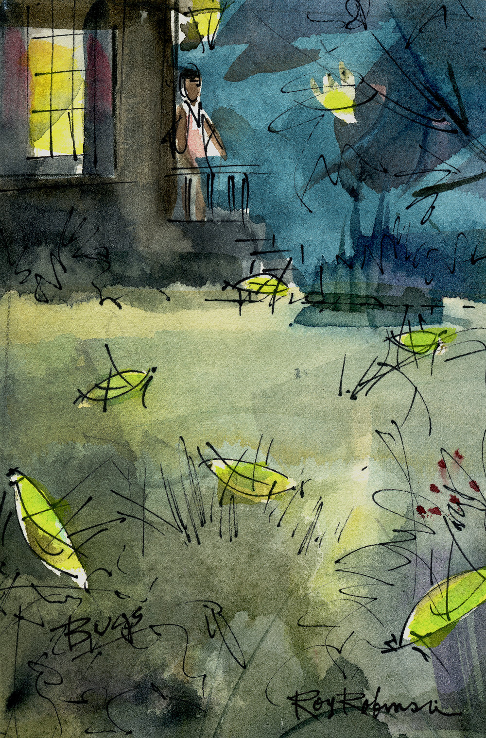 COMING SOON:Roy RobinsonRetrospective - Honoring the long life and fanciful illustrationsof an Abita Springs artistOpening ReceptionDecember 8, 6-9pm