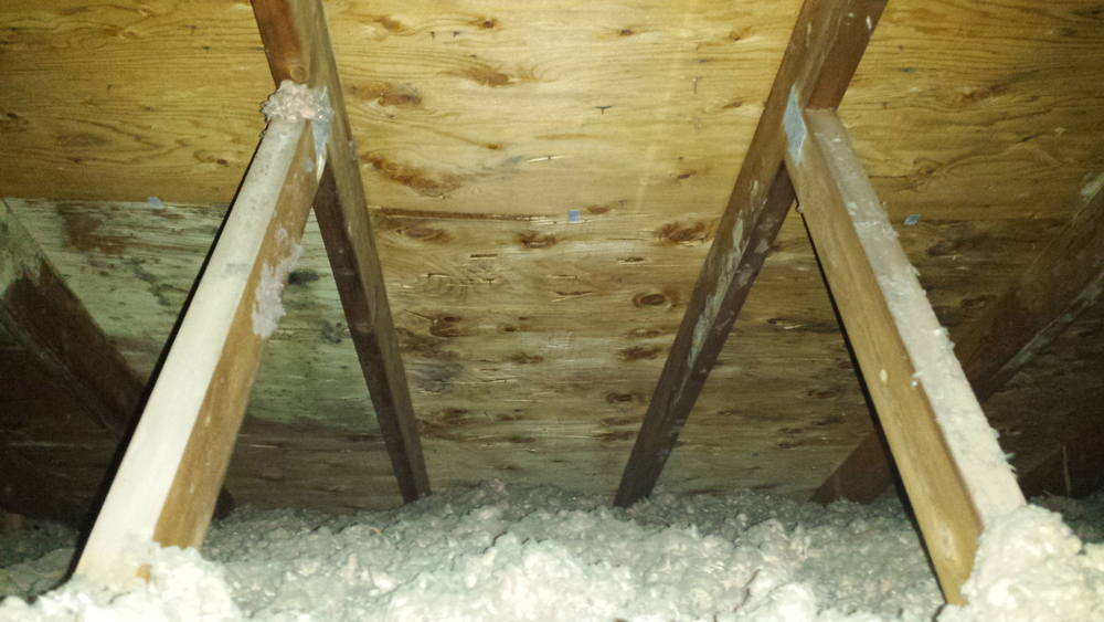 Home Inspection Blog 1 - Sheathing