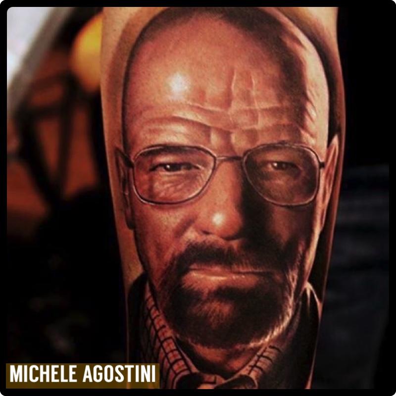Michele Agostini ritratti e realistici! Ospite il 25 e il 26 Febbraio