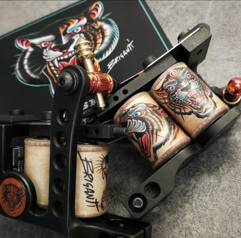 Briganti Sunskin Tattoo Machines
