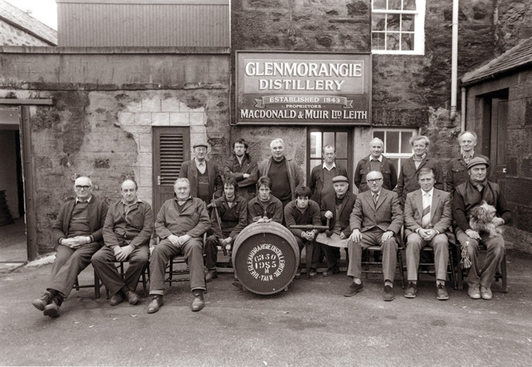 The Men of tain: photo courtesy of glenmorangie.com