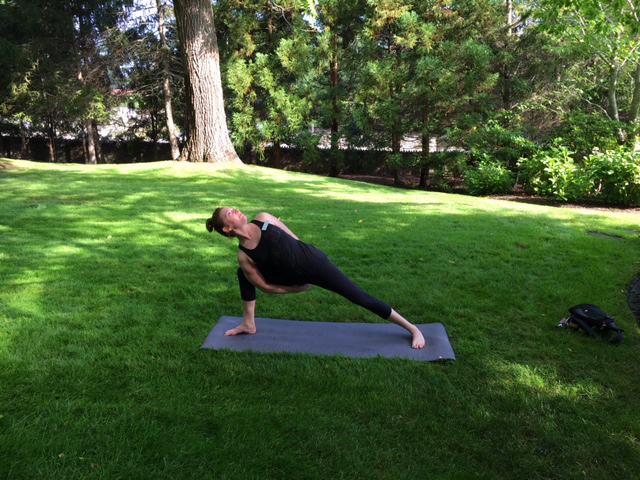 Yoga on the Lawn-Yoga Pose-The Chanler.jpg