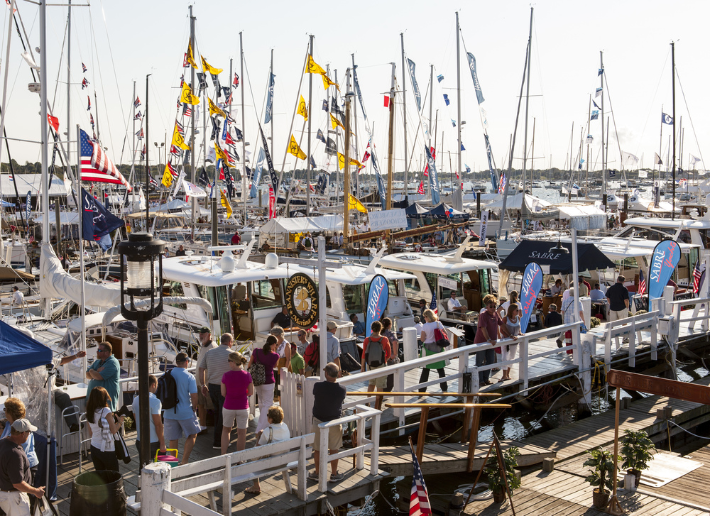 Boat Show Line-Newport International Boat Show-The Chanler.jpg