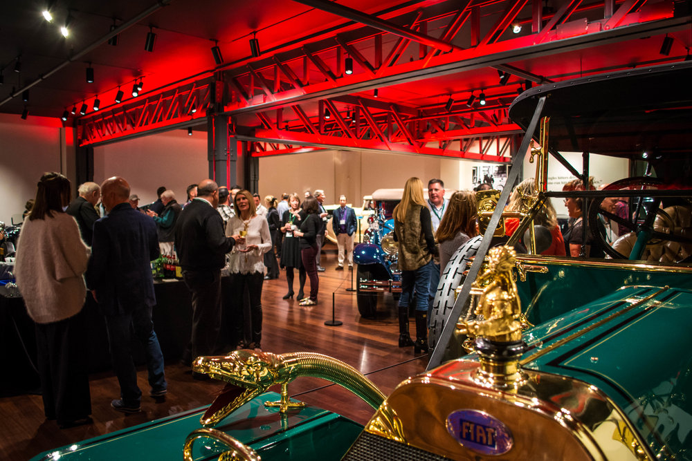 Photo courtesy of the Audrain Automobile Museum