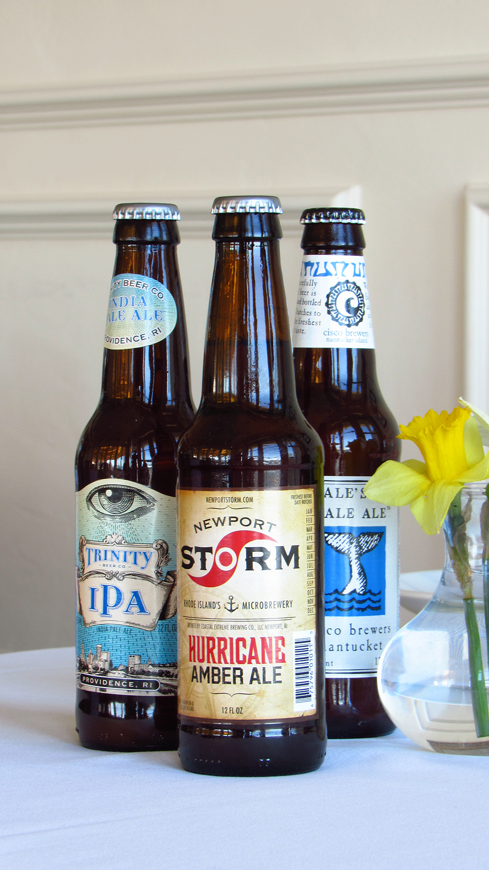 Newport Storm-Craft Beer-The Chanler