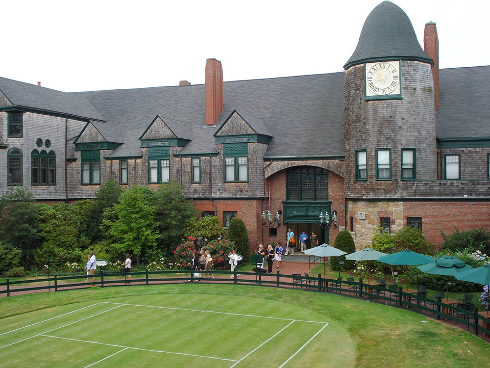 International Tennis Hall of Fame Building-The Chanler