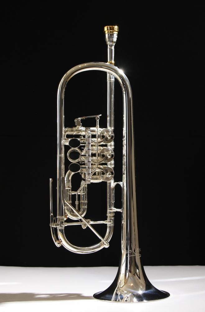 """C Trumpet """"Custom"""""""