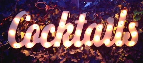 lighting signs something borrowed events