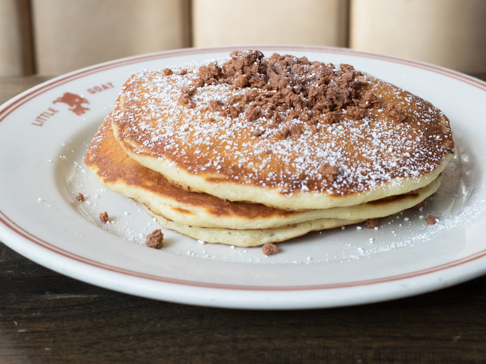Chicago's Most Decadent Pancakes to Eat at Brunch this Weekend or on National Pancake Day - Michigan Avenue Magazine
