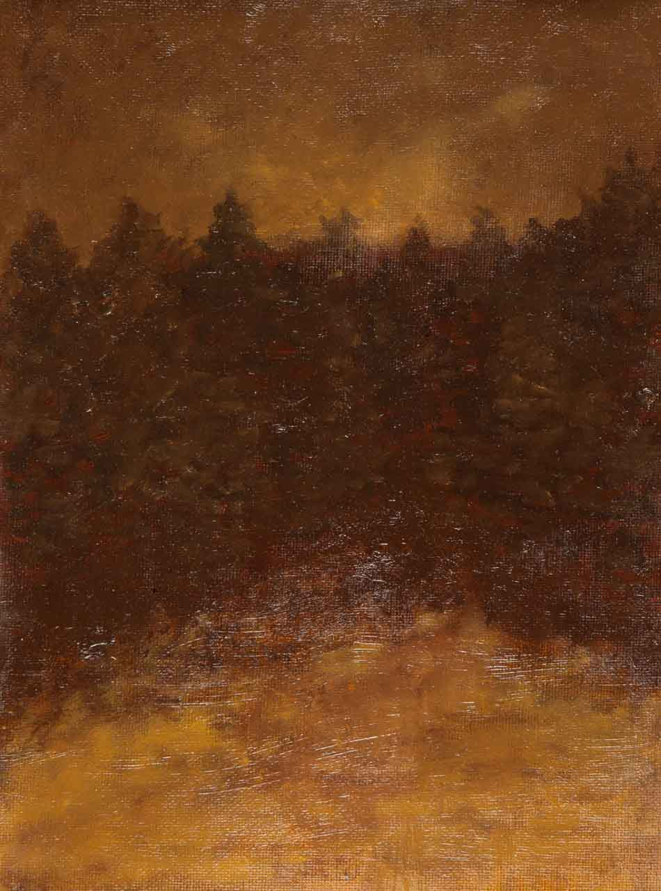 """Forest at Evening"""