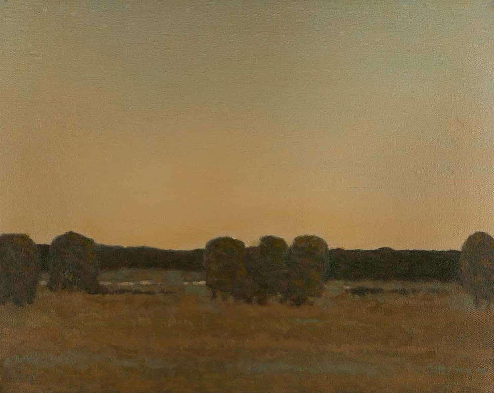 """Pasture at Evening"""
