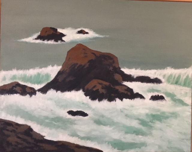"""California Coastline"""
