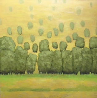 """Summer Cottonwoods"""