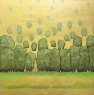 """Summer Cottonwoods"""