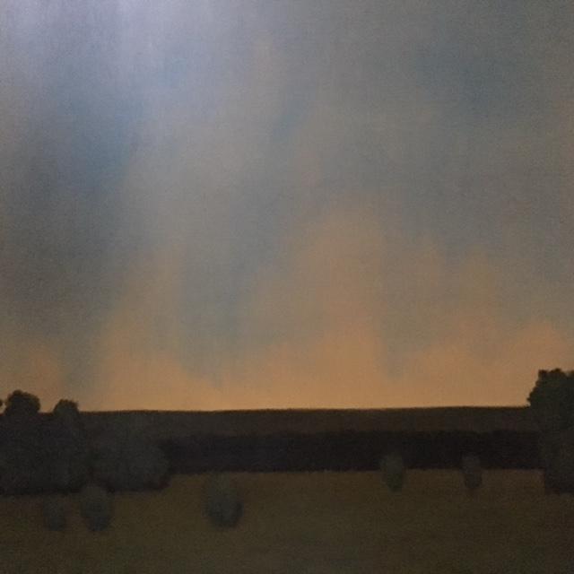 """Evening Storm"""