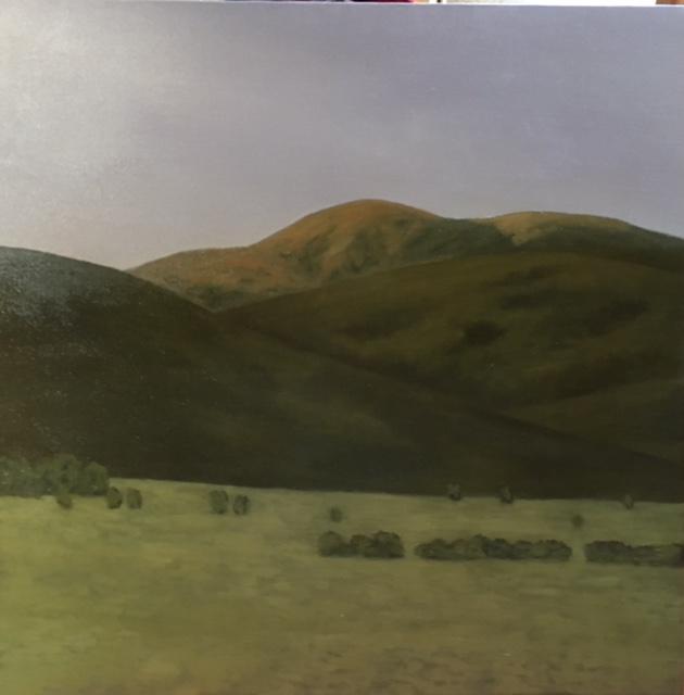 """""""Morning Light, Mt Baldy"""""""