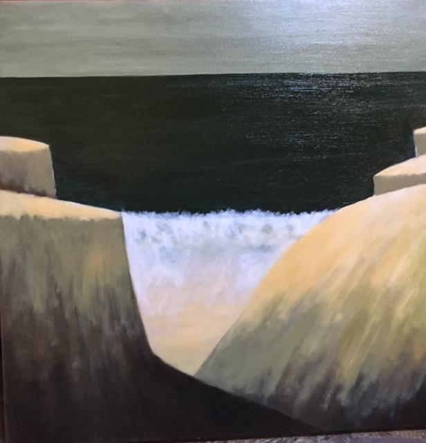 """Morning on The Marin Coastline"""