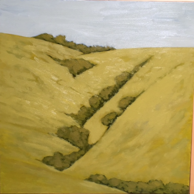 """Marin County Hillside"""