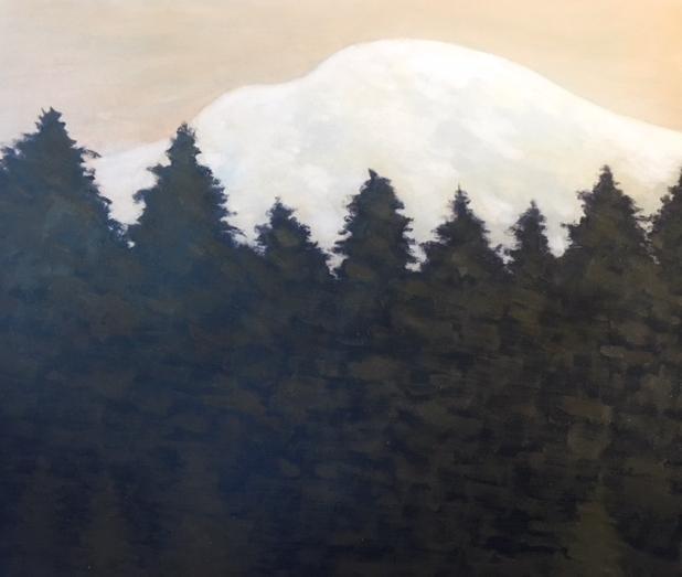 """Mt Rainier"""