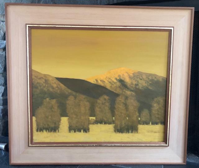 """Evening Near The Yellowstone"""
