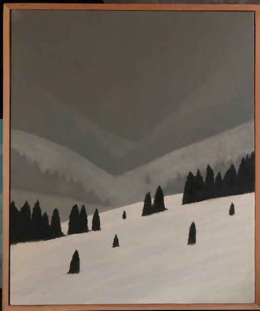"""Winter in The Cascades"""