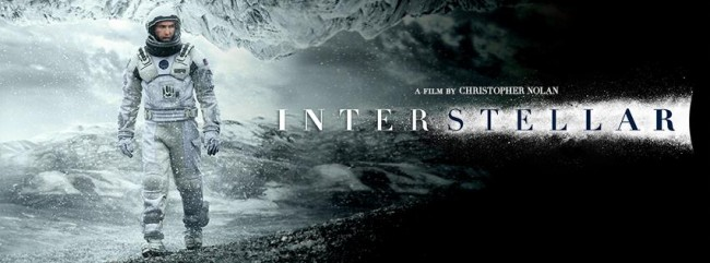 Christopher Nolan's Interstellar – Warner Bros. Pictures and Paramount Pictures, 2014.