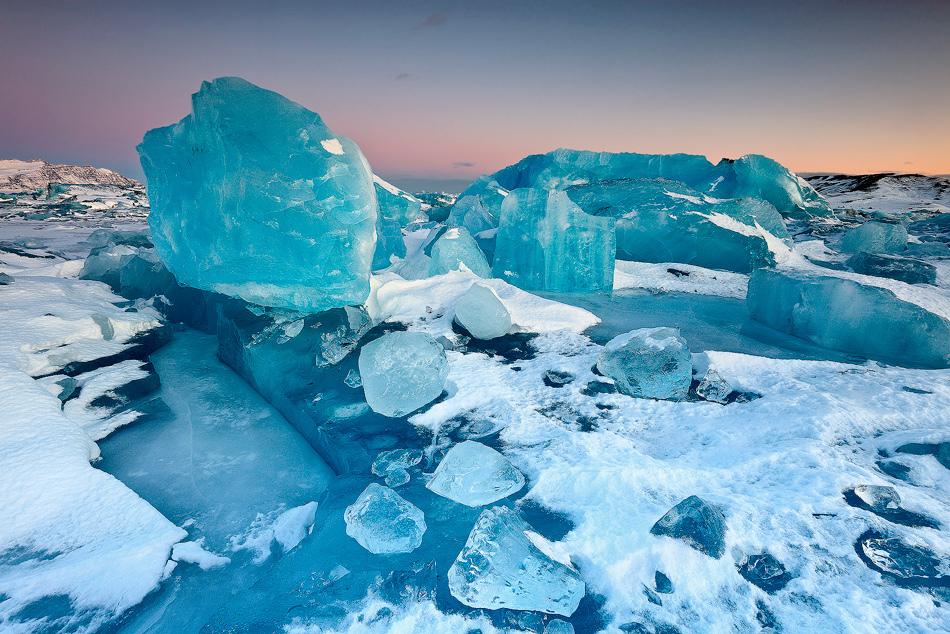Ice Lake – Iceland